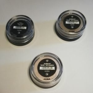 Lot of (3) bareMinerals Eye Colors~New & Sealed